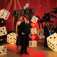 Casino royale themed prom