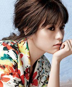 Han Hyo Joo Thinks About Greece For Viki's Summer 2013 Pictorial Korean Actresses, Asian Actors, Korean Actors, Korean Beauty, Asian Beauty, Asian Woman, Asian Girl, Jun Ji Hyun, Han Hyo Joo