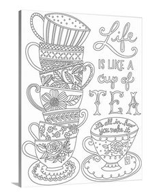 Creative Haven Textile Designs Coloring Book by Marjorie