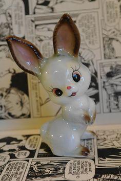 Vintage Bunny Rabbit. £6.00, via Etsy.