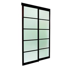 bedroom espresso frosted glass sliding closet door lowe 39 s canada