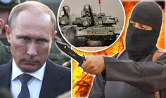 VLADIMIR Putin has stepped up Russia's military presence in Syria and told the west it must back its leader Bashar al-Assad in order to tackle the growing threat of Islamic State (ISIS).