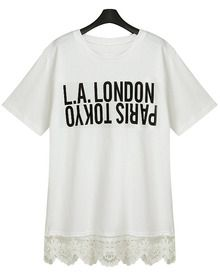 Short Sleeve T-Shirts Cheap Sale For Women with Latest Style
