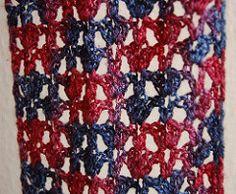 Ravelry: Isar Scarf pattern by Julia Vaconsin