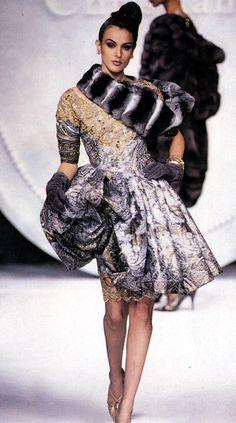 Helena Barquilla, Christian Dior Haute Couture