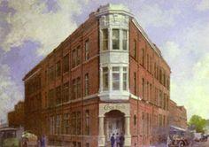 The Flatiron Building, Atlanta, GA, 1898  Coca-Cola's 7th Corporate Headquarters
