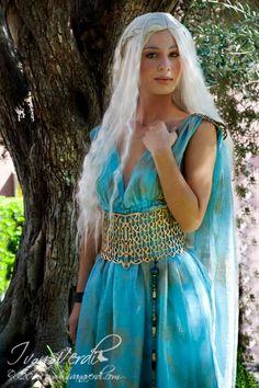 Daenerys Targaryen Qarth Cosplay by ~SoryArt on deviantART