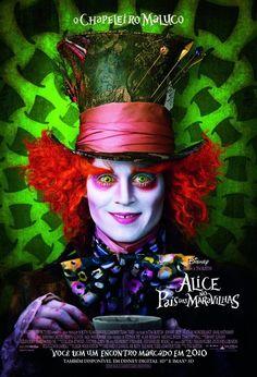 Assistir online Filme Alice no País das Maravilhas - Dublado - Online | Galera Filmes