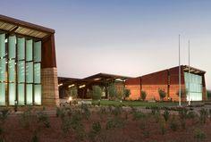 Central Arizona College Maricopa Campus in Maricopa, Ariz., designed by SmithGroupJJR.