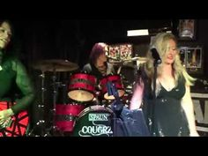 """Rosie Aldrete Jen Paro: Cougrzz Rock! at The Pitstop Pub Menifee CA December 23 2016   Cougrzz Rock! performing Michael Jackson's """"Beat It"""" Elle King's """"Ex's & Oh's"""" and """"Enter Sandman"""" by Metallica at The Pitstop Pub Menifee CA December 23 2016. Cougrzz Rock! at The Pitstop Pub Menifee CA December 23 2016 Jen Paro Rosie Aldrete"""
