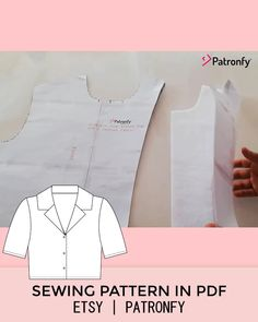 New Dress Pattern, Doll Dress Patterns, Skirt Patterns Sewing, Clothing Patterns, Sewing Collars, Kids Blouse Designs, Hand Embroidery Videos, Couture Sewing, Collar Pattern