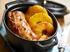 Filet mignon de porc à l'ananas • Hellocoton.fr