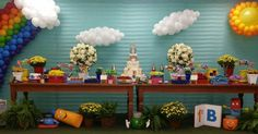 Festa do dia das Crianças do GACC - Salvador, Pintando o Sete - Motivo de Festa