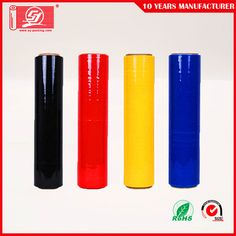 customer stretch film as customer size,  500mm*23mic*300m