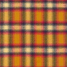 Robert Kaufman Fabrics: SRKF-13933-91 CRIMSON from Mammoth Flannel