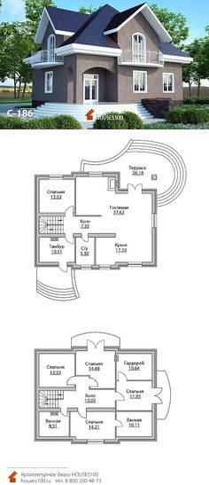 Floor Plans, Villas, Apartments, House, Luxury Houses, Chalets, Modern, Home, Villa