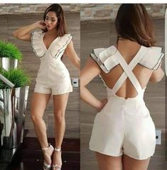 Fabricar Nude Outfits, Summer Fashion Outfits, Short Outfits, Hijab Fashion, Trendy Outfits, Dress Outfits, Fashion Dresses, All White Party Outfits, Hijab Stile