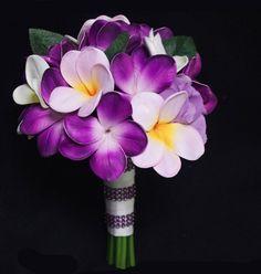 plumeria bouquet - Google Search