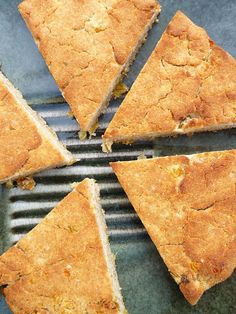 Free of just about every allergen out there, these Cinnamon Scones are a perfect pairing with your morning Joe.
