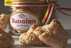 Lust auf a Bussal aus Kärntn?  Unbedingt kosten! Als kleines Mitbringsel auch im Geschenksglas erhältlich - ma guat!