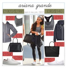 """""""style steal: ariana grande ~ leona"""" by xoxo-ariana-grande ❤ liked on Polyvore featuring Victoria's Secret, American Apparel, Victoria Beckham, Common Projects, Vans, Dorothy Perkins, H&M, ArianaGrande, xoxograndesets and stylestealsbyleona"""