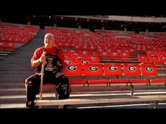 "UGA Superfan Mike ""Big Dawg"" Woods profiled on an episode of Football Saturdays In The South"