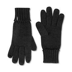 Touchscreen handschoenen, gebreid