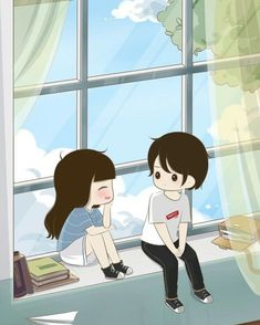 But never get tire of you love cartoon couple, cute couple quotes, anime lo Cute Couple Pictures Cartoon, Cute Chibi Couple, Cute Couple Comics, Cute Couple Drawings, Cute Love Pictures, Cute Love Cartoons, Cute Love Couple, Anime Love Couple, Cute Anime Couples