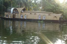 Houseboats on Kerala Backwaters - No Ordinary Homes
