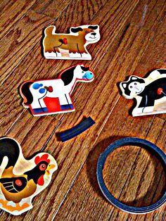 DIY Puzzle Magnets