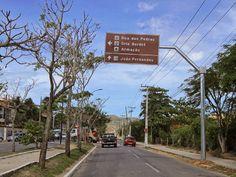 JORNAL O RESUMO - TURISMO JORNAL O RESUMO: Búzios recebe placas de informações turísticas