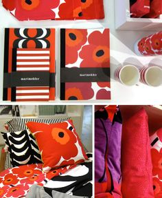 Kozihaus loves Marimekko www.kozihaus.co.uk Blog Images, Marimekko, Kitchen, Fun, Color, Cooking, Kitchens, Colour, Cuisine