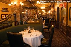 - The Parlor Fine Dining Casual Pub - 101 Wellington Street, 519 271 2772 Stratford Ontario, Stratford Festival, Vintage Hotels, Best Western, Parlour, Fine Dining, Lodges, Best Hotels, Hotel Offers