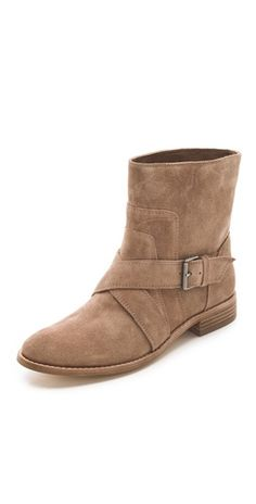 Wrap Strap Booties