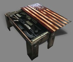 ALL 10 Styles of Concealment Tables