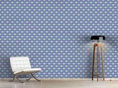 Design #Tapete Hexagonia Auf Dem Trapez