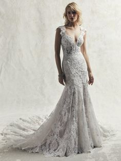 24509 Chauncey by Sottero & Midgley. Try this beauty on at Aurora Bridal in Melbourne, FL (321) 254-3880