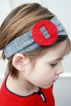 slide headband