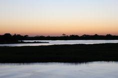 Sunset Pantanal - BR - foto: Kp