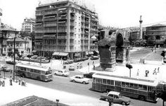 Thessaloniki, Macedonia, Times Square, Greece, Street View, History, Travel, Photos, Greece Country