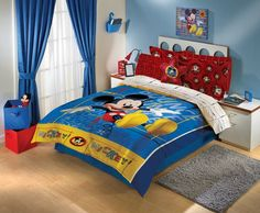 #Ninos #Kids #Ideas #IntimHogar #Colchas #Edredon #Familia #Mickey