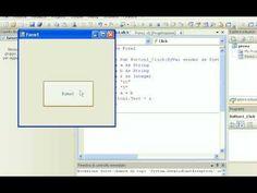 Tutorial-12-Imparare Visual Basic - #Basic #Corso #Imparare #ITA #Italiano #Lezione #Lezioni #Linguaggio #Programma #Programmare #Programmazione #Tutorial #Video #Visual http://wp.me/p7r4xK-VT