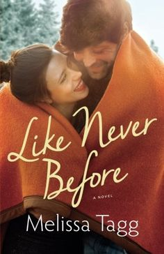 Like Never Before by Melissa Tagg. A dying newspaper. An intriguing mystery. And a love they didn't see coming. Maple Valley became Amelia Bentley's haven after her heart and her dreams of a family were shattered. But her new life as a newspaper editor is shaken when the small-town paper is in danger of closing. Her one hope: A lead on an intriguing story that just might impress the new publisher...if only she knew who he was. After his biggest campaign success yet, widowed speechwriter...