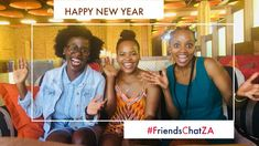 We are Backkk! So excited to be! Happy Happy New Year friends! We continue the chats on this first #FriendschatTuesday video!   Goodness, have you subscribed yet? #JustDoItSUBSCRIBE #friendsChatZA   LINK TO NEW VIDEO: https://youtu.be/cjWgJGUBCJE