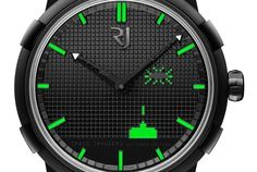 Romain Jerome Space Invaders Ultimate Edition Watch For Sale Online OnlyDecember 19, 2014, 7:00 pm
