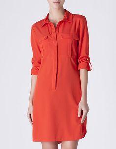 vestido Shirtwaist | VESTIDOS & MACACÂOS | SHOP ONLINE SUITEBLANCO.COM