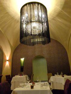 @ Restaurace Bellevue Ceiling Lights, Lighting, Prague, Home Decor, Light Fixtures, Ceiling Lamps, Lights, Interior Design, Home Interior Design