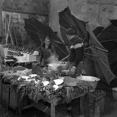 Mac Octopus - Giulio Parisio Mercato di Porta Capuana anni Quaranta