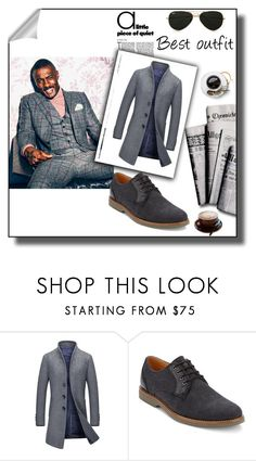 """Forever..."" by ivan-fedorov on Polyvore featuring G.H. Bass & Co., Topman, 7 For All Mankind, men's fashion и menswear"