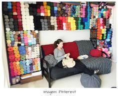 Aprendiz de Crocheteiras: 15 dicas para organizar seus Fios e Agulhas | Ganh...
